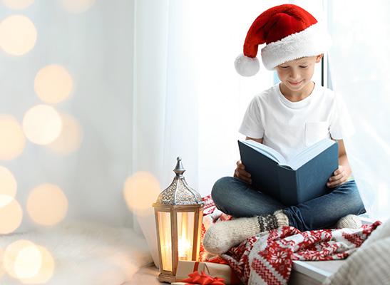 Une histoire un cadeau d enfant