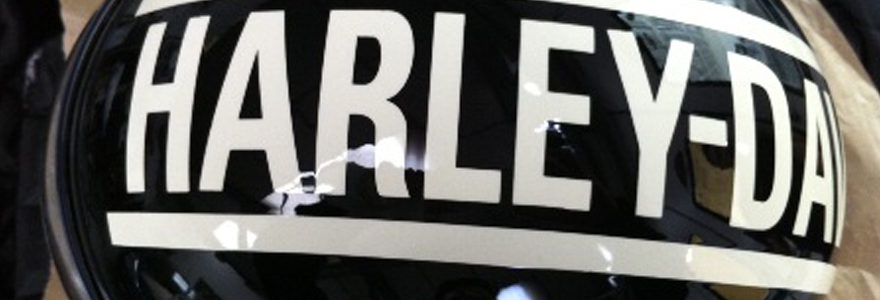 casque harley davidson