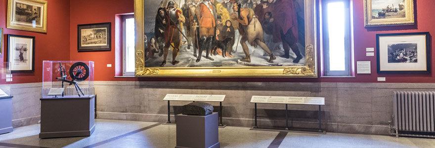 pass musées en cadeau