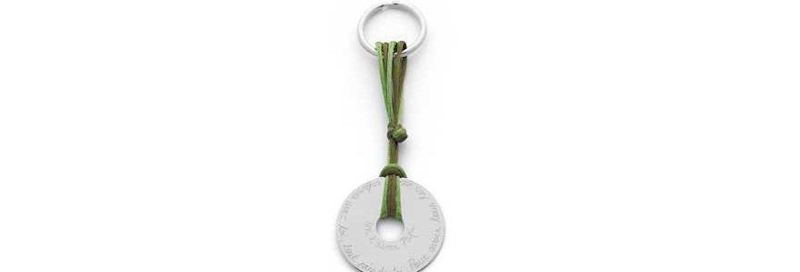 porte-clé en argent