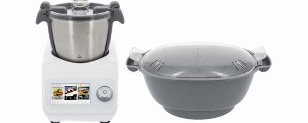 robot cuiseur multifonctions